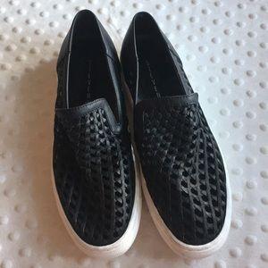 Steven Steve Madden Kalypso Leather loafer Black